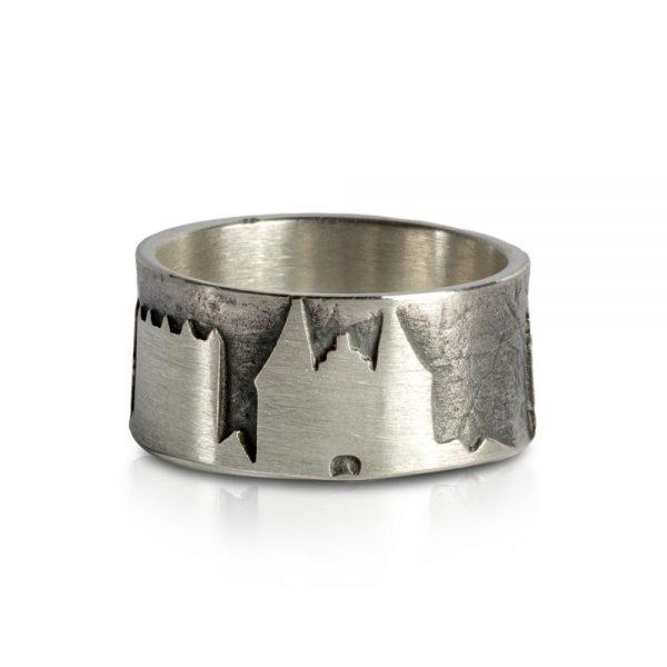 Das kleine KRA | Lübeckring Silber