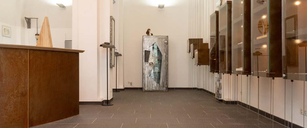 Das kleine KRA | Goldschmiede Eingangsbereich